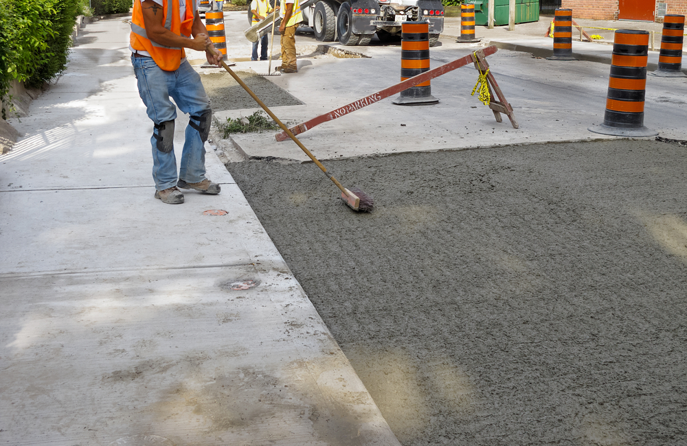 Image result for concrete PAving